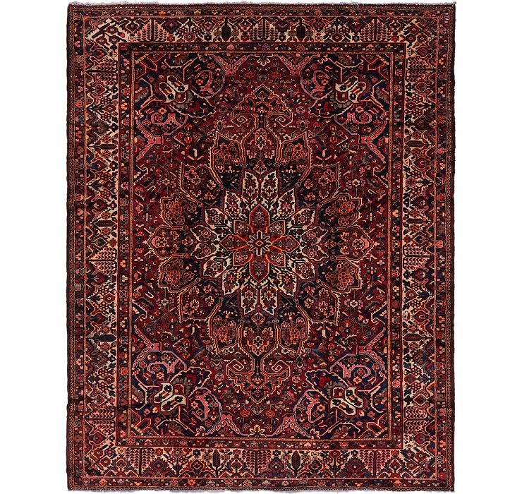 310cm x 385cm Bakhtiar Persian Rug