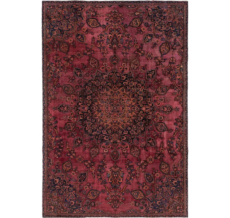235cm x 358cm Birjand Persian Rug