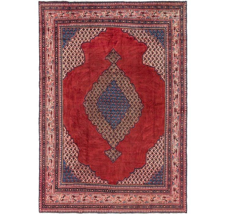7' 4 x 10' 3 Botemir Persian Rug