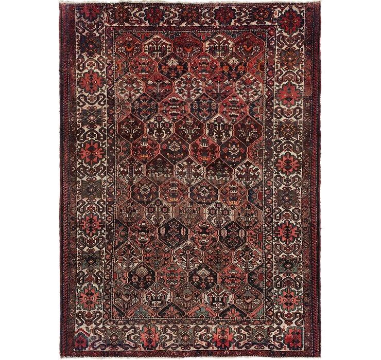 6' 10 x 9' 6 Bakhtiar Persian Rug