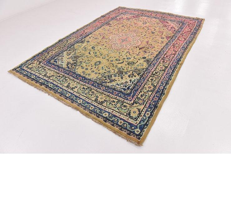 7' x 10' 3 Shahrbaft Persian Rug