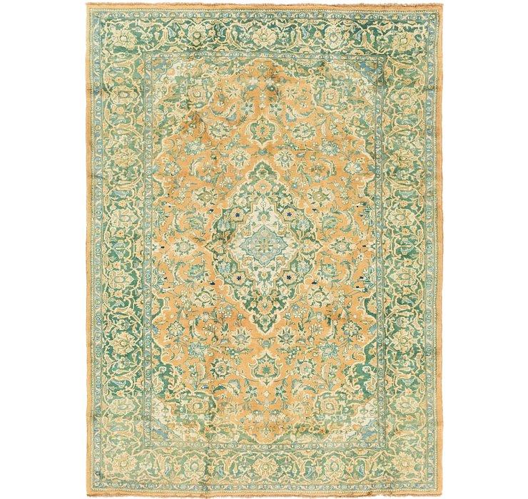 218cm x 305cm Isfahan Persian Rug