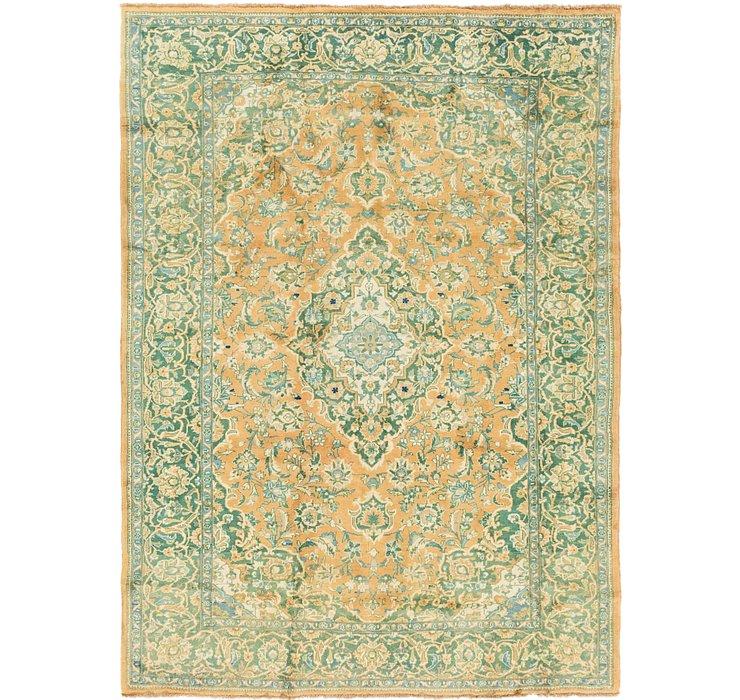 7' 2 x 10' Isfahan Persian Rug