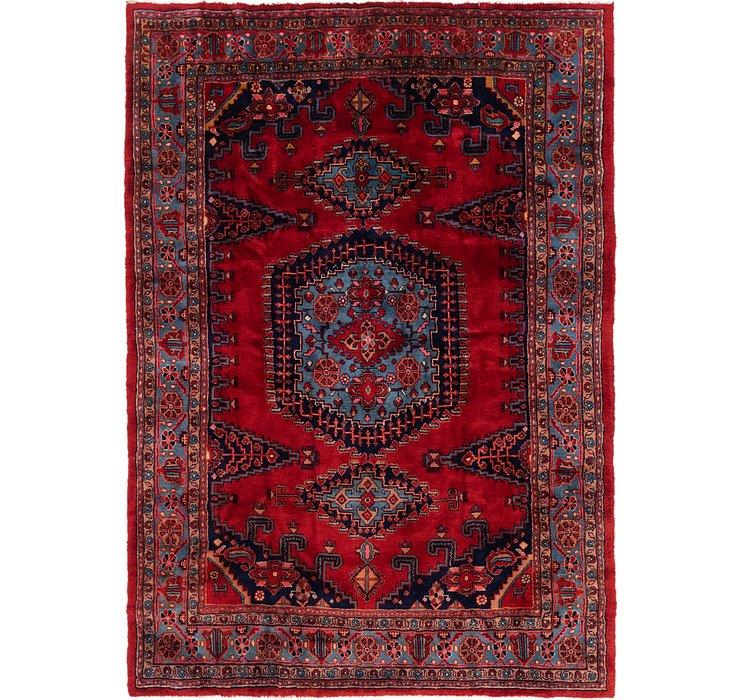 7' 9 x 11' Viss Persian Rug
