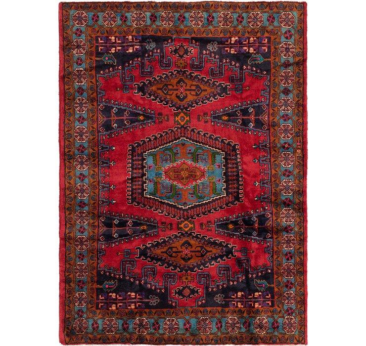 8' x 11' 2 Viss Persian Rug
