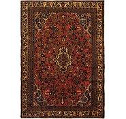 Link to 208cm x 287cm Hamedan Persian Rug