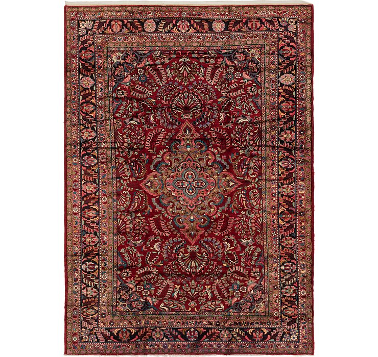HandKnotted 10' x 14' Liliyan Persian Rug