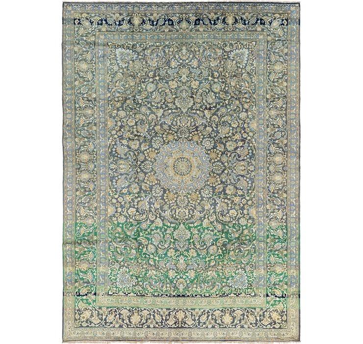 9' 4 x 13' 8 Isfahan Persian Rug