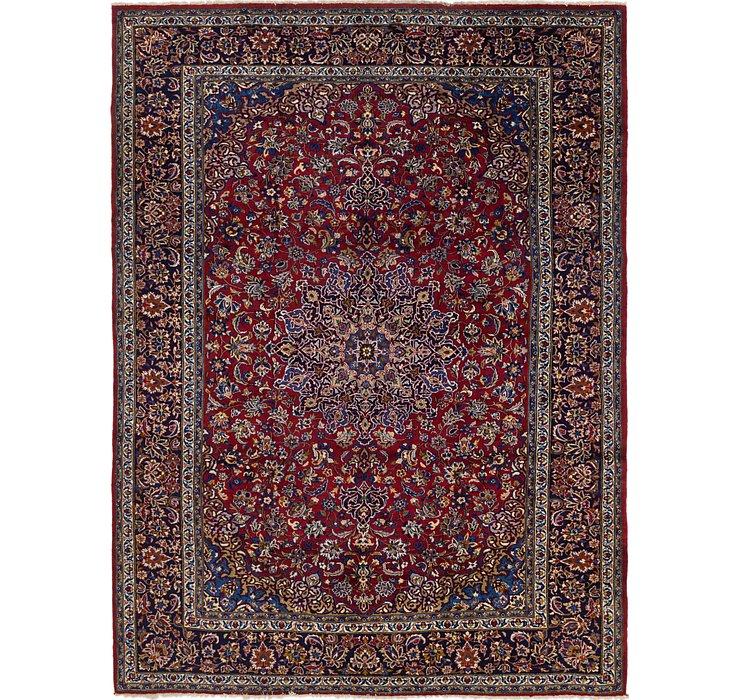 9' 6 x 13' 2 Isfahan Persian Rug