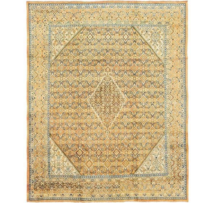 9' 8 x 12' 5 Farahan Persian Rug
