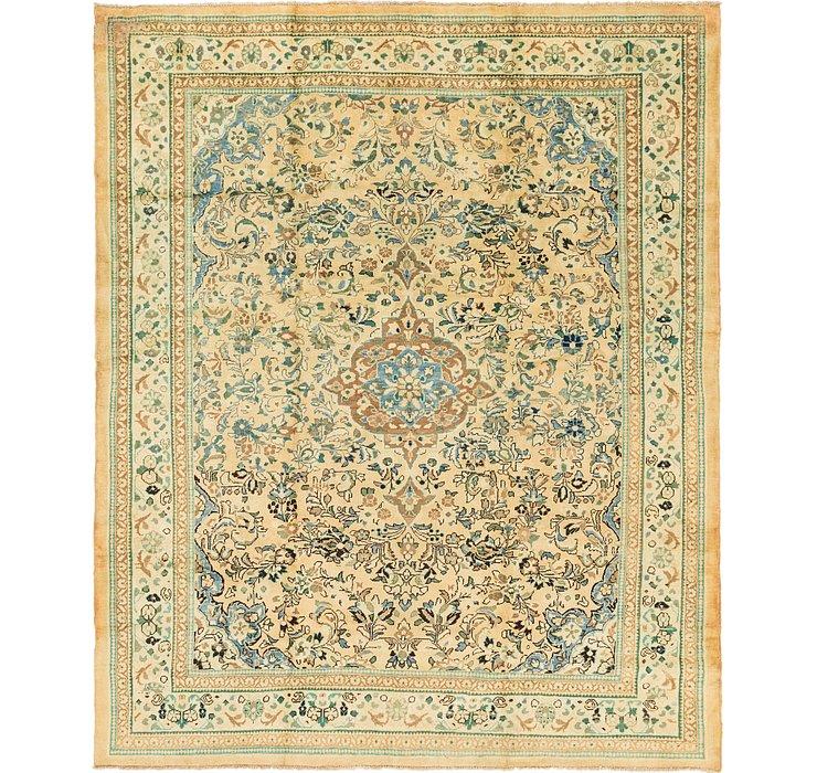 10' 4 x 12' 9 Mahal Persian Rug
