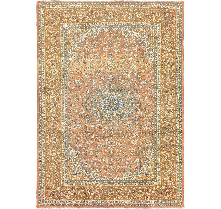 295cm x 420cm Isfahan Persian Rug