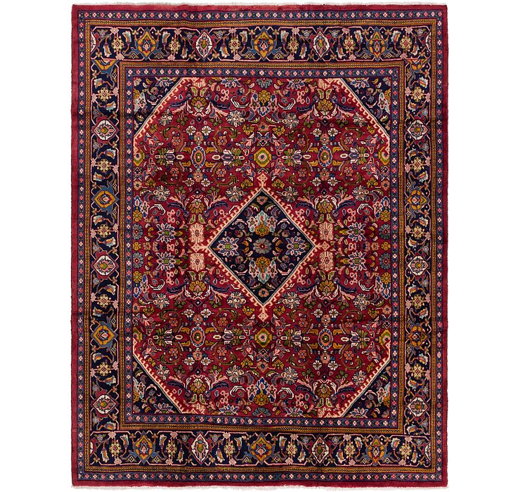 9' 9 x 12' 10 Mahal Persian Rug