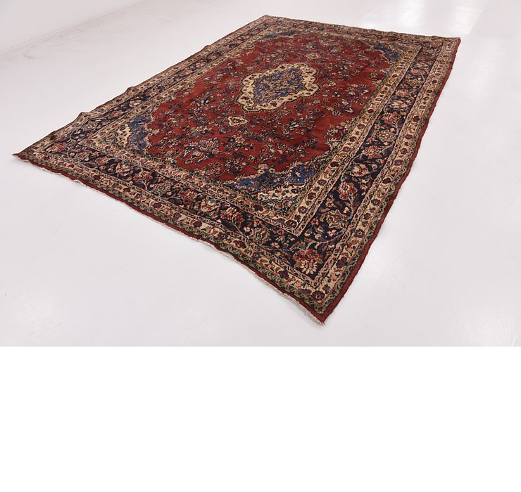 HandKnotted 7' 9 x 10' 5 Shahrbaft Persian Rug