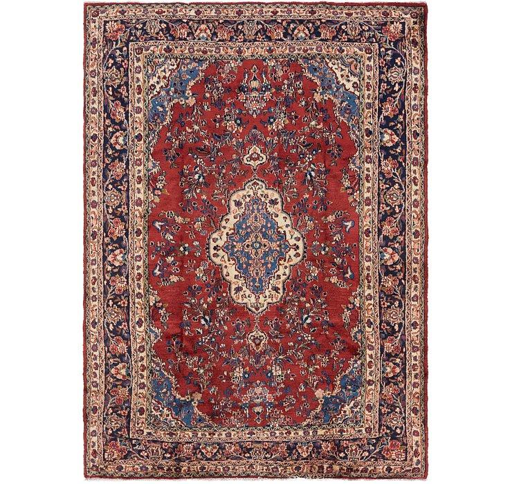 7' 9 x 10' 5 Shahrbaft Persian Rug