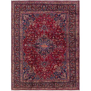 Link to 297cm x 395cm Mashad Persian Rug item page