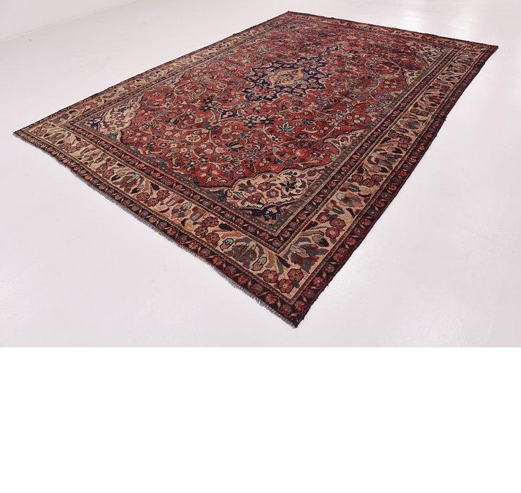 8' 9 x 12' 3 Borchelu Persian Rug