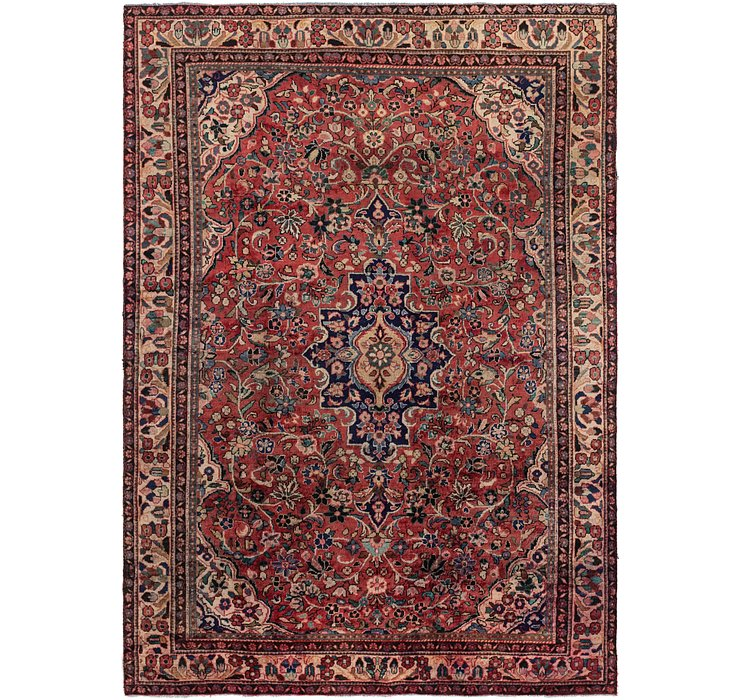 267cm x 373cm Borchelu Persian Rug