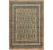 Link to 225cm x 320cm Farahan Persian Rug