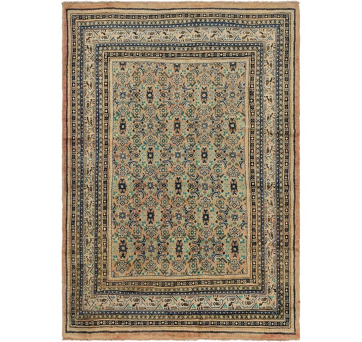 7' 5 x 10' 6 Farahan Persian Rug