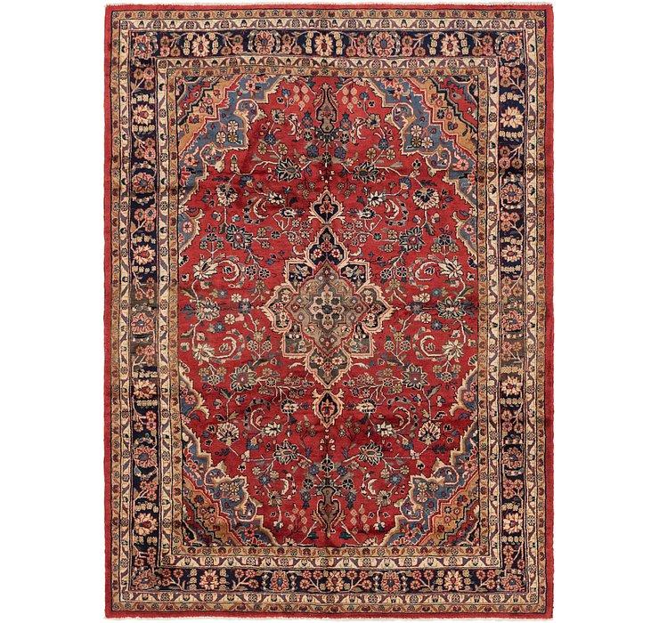 7' 2 x 9' 8 Hamedan Persian Rug