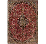 Link to 213cm x 297cm Mashad Persian Rug