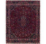 Link to 245cm x 318cm Mashad Persian Rug