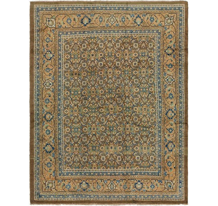 8' x 10' 5 Farahan Persian Rug
