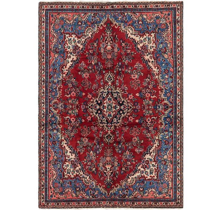 198cm x 292cm Shahrbaft Persian Rug
