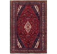 Link to 200cm x 295cm Hamedan Persian Rug