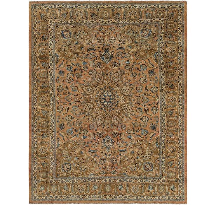 10' x 12' 10 Mashad Persian Rug