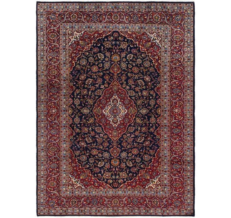 257cm x 348cm Kashan Persian Rug