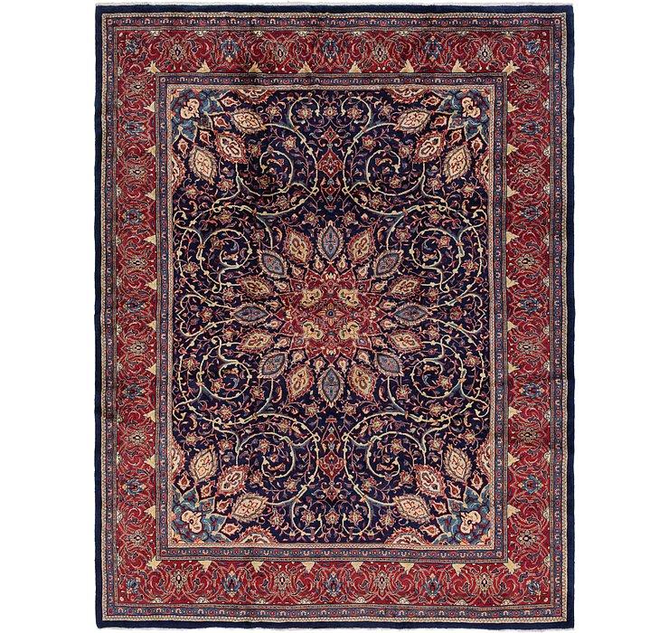 10' x 13' 2 Mahal Persian Rug