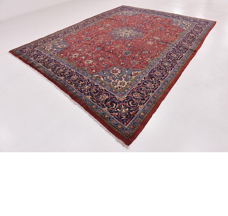 HandKnotted 9' 7 x 13' Farahan Persian Rug