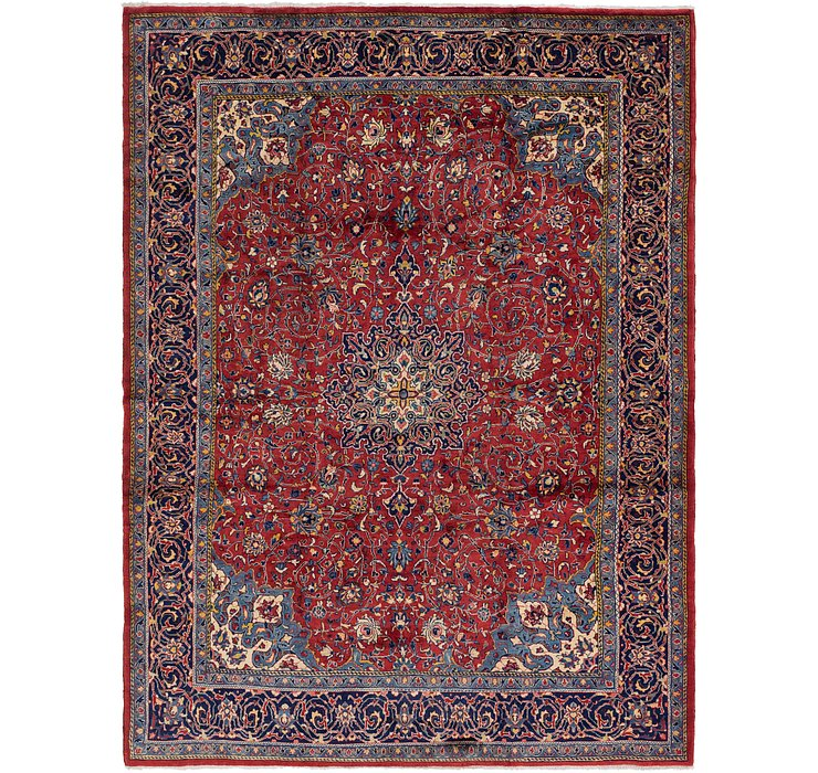 9' 7 x 13' Farahan Persian Rug