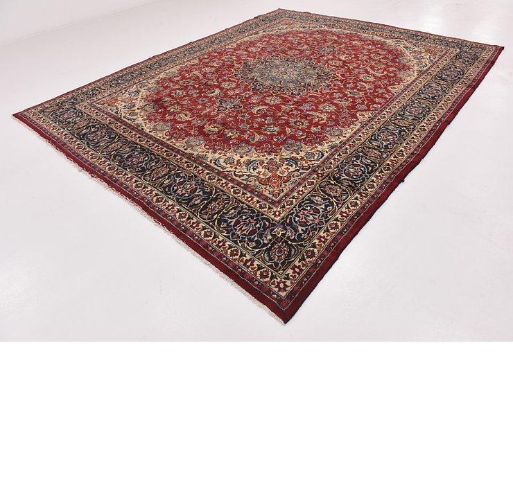 HandKnotted 9' 7 x 12' 5 Isfahan Persian Rug