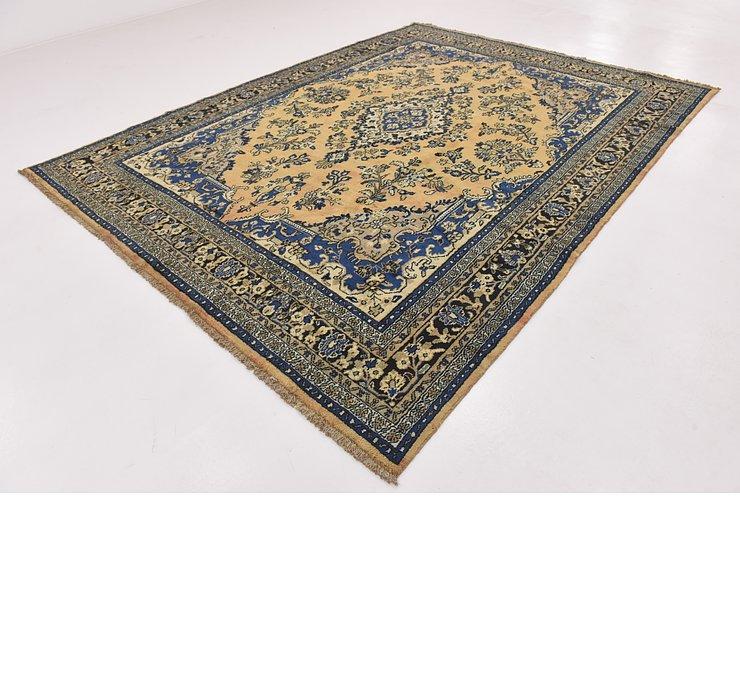 HandKnotted 9' x 11' 9 Hamedan Persian Rug