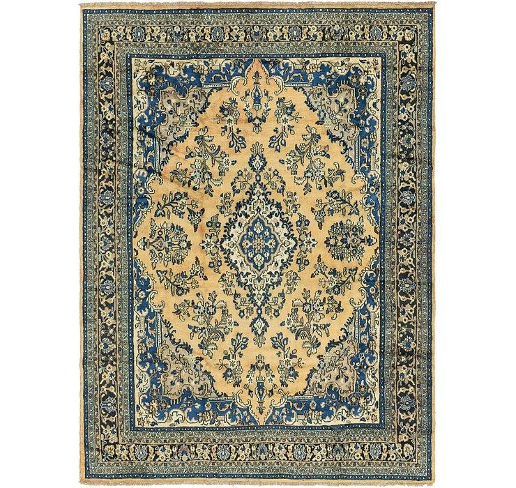275cm x 358cm Hamedan Persian Rug