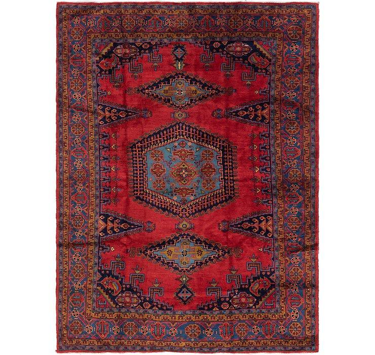 8' 2 x 11' 2 Viss Persian Rug