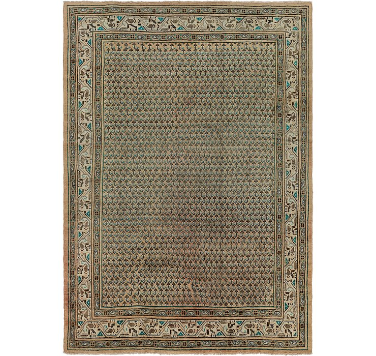 7' 8 x 10' 10 Botemir Persian Rug