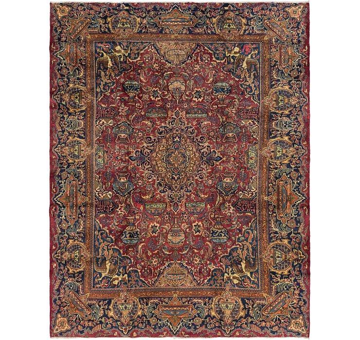 9' 6 x 14' 4 Kashmar Persian Rug