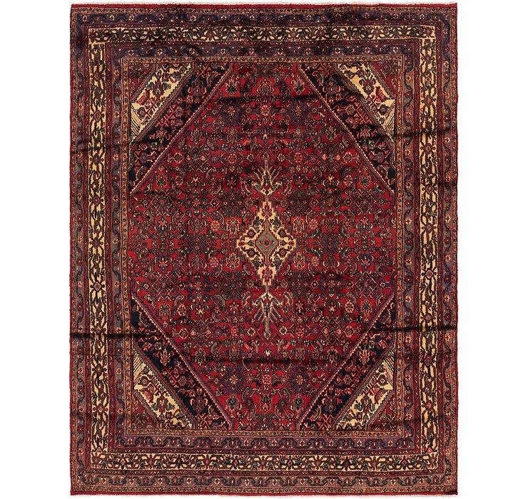 280cm x 353cm Hamedan Persian Rug
