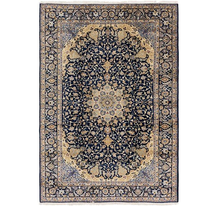 275cm x 395cm Isfahan Persian Rug
