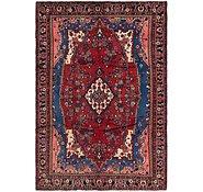 Link to 6' 8 x 9' 7 Hamedan Persian Rug