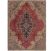 Link to 7' 3 x 9' 10 Tabriz Persian Rug