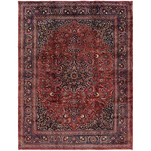 Link to 295cm x 385cm Mashad Persian Rug item page
