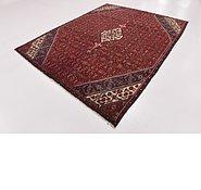Link to 7' 2 x 9' 2 Hamedan Persian Rug