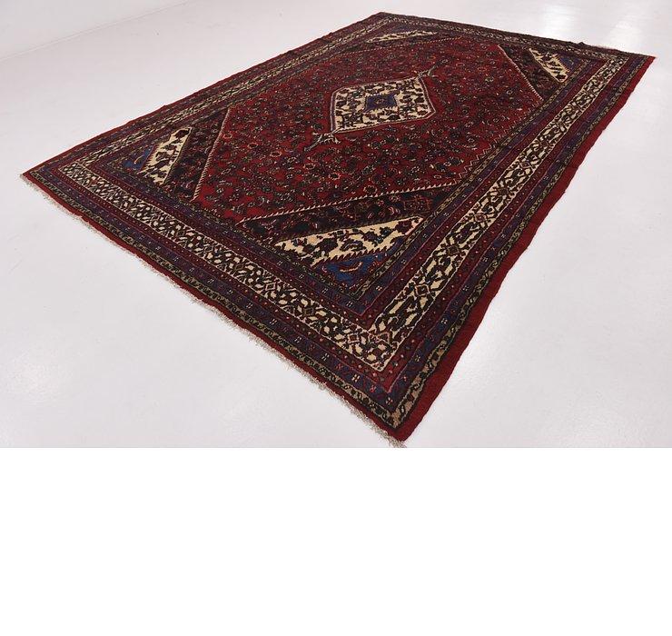 8' 8 x 12' Hamedan Persian Rug