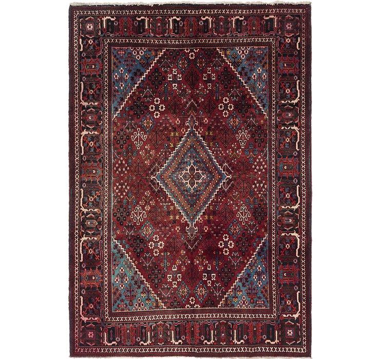 213cm x 315cm Joshaghan Persian Rug