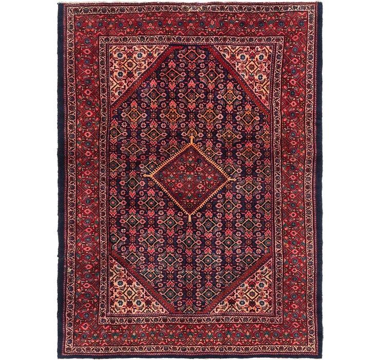 7' 2 x 9' 10 Farahan Persian Rug